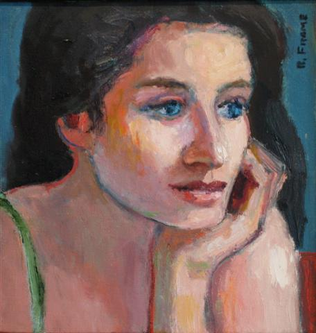 robert-frame-head-of-a-young-woman-oil-on-canv-12x11.jpg
